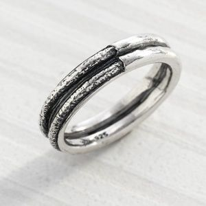 SILPADA Blacksmith Ring Sterling Silver R3166 9